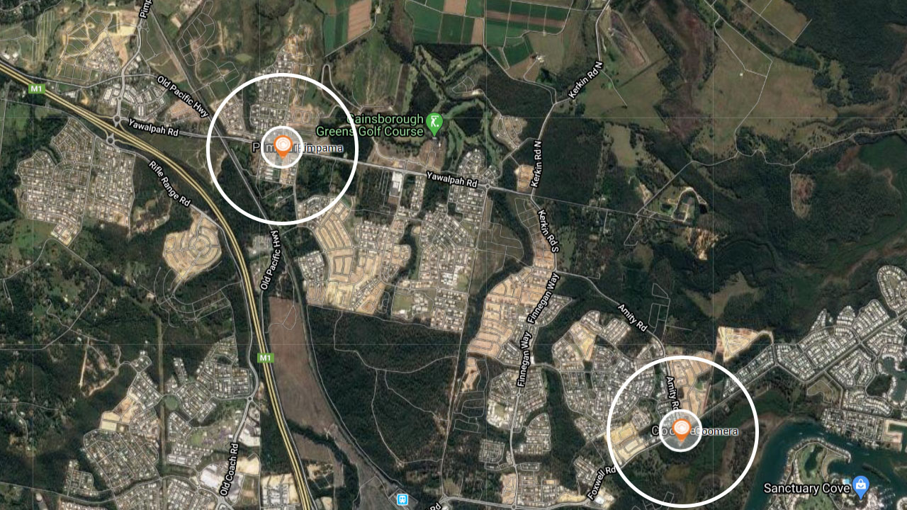 Infrastructure developments on track in Pimpama and Coomera